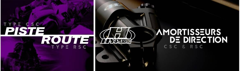 Sport-Classic - Catégorie Amortisseurs de Directions Hyperpro