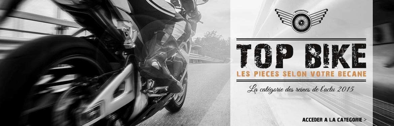 TOP BIKE - Motos reines de l'actu