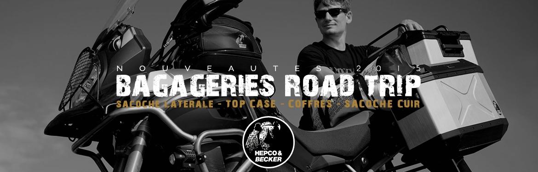 HEPCO BECKER - Bagageries Moto