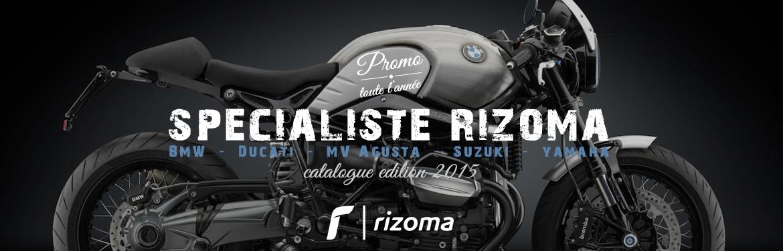 RIZOMA - Pièces et accessoires