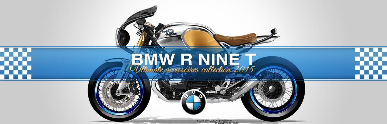 BMW R NINE T - Accessoires