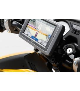 Support GPS pour barre de guidon R 1200 R BMW
