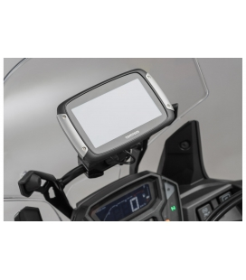 Support GPS pour barre Ø 10/12 mm CRF 1000 L Africa Twin Honda