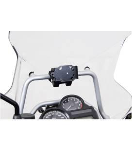 Support GPS pour barre Ø 17 mm BMW R1200GS Adventure
