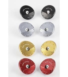 BOUCHONS DE CADRES DUCATI MULTISTRADA 1200 CNC RACING TT316
