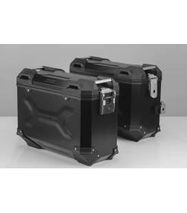 Kit valises Yamaha MT07 Tracer - Tracer 700 / TRAX ADV 37L NOIR