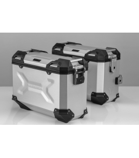 Kit valises MT07 Tracer - Tracer 700 / TRAX ADV 37L ALU