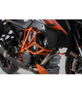 Crashbar orange 1290 Super Duke R - SW Motech