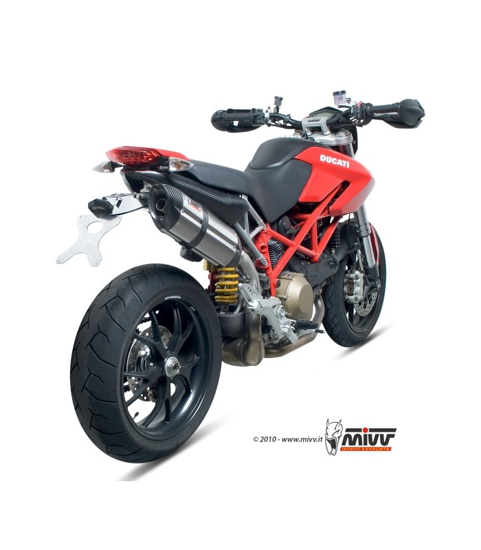 silencieux mivv ducati hypermotard 1100 silencieux ducati achat vente silencieux mivv mivv. Black Bedroom Furniture Sets. Home Design Ideas