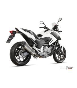 SILENCIEUX HONDA INTEGRA 700 - NC 700S-X / MIVV