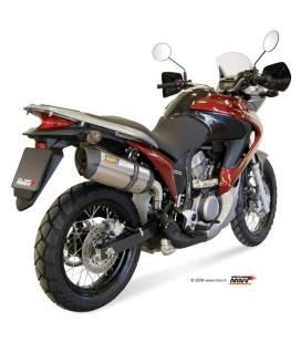 SILENCIEUX HONDA XLV 700 TRANSALP - MIVV