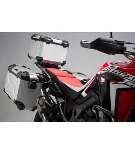 Kit valises Honda CRF1000 L Africa Twin 16-17 / TRAX ADV ALU