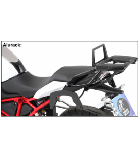 Support top-case BMW R1200R 2015 / HEPCO-BECKER Alurack