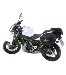Kit sacoches Kawasaki Z650 2017- Hepco-Becker Street