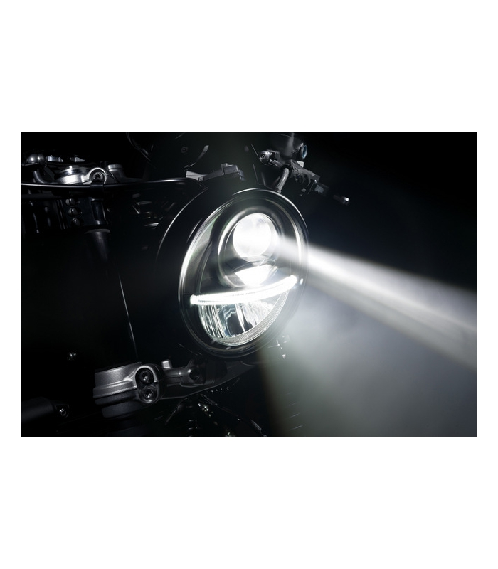 optique de phare light bomb ac schnitzer bmw nine t sport. Black Bedroom Furniture Sets. Home Design Ideas