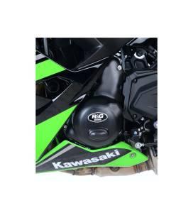 Couvre-carter gauche Kawasaki Z650 - RG Racing