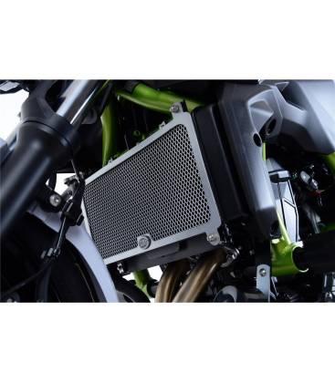 Z650 Moto Acier Inoxydable Couvercle de Grille de Radiateur pour Kawasaki Z650 Z 650 2017 2018