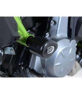 Tampons de protection Kawasaki Z650 - RG Racing Aero