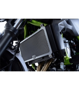 Grille de radiateur Kawasaki Z650 - RG Racing Noir