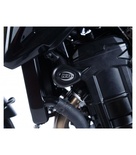 Tampons de protection Z900 - RG Racing noir