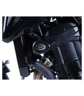 Tampons de protection Z900 - RG Racing blanc