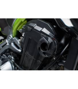 Patins de cadre Z900 - SW Motech noir