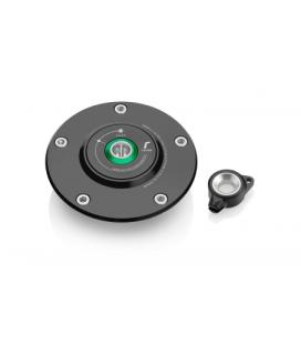 Bouchon réservoir essence Z650-Z900-X300 Rizoma noir