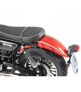Supports sacoches Moto-Guzzi V9 Roamer - Hepco-Becker C-Bow