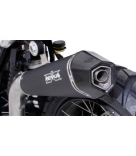 Silencieux BMW Nine T Pure - Remus Black haut