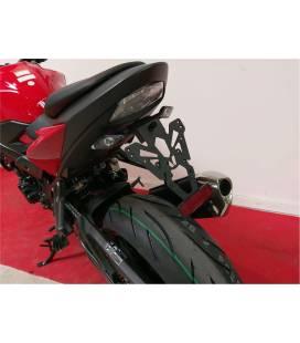 Support de plaque moto V PARTS C8-SPS005