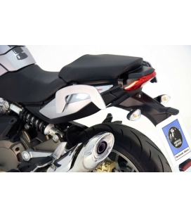 Supports sacoches Hepco-Becker APRILIA NA 850 MANA / GT 2007