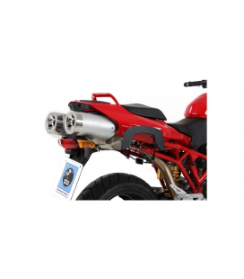 Supports sacoches Ducati Multistrada 620-1000-1100 / Hepco-Becker C-Bow