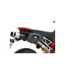Supports sacoches Ducati Hypermotard 796 / 1100 - Hepco-Becker C-Bow