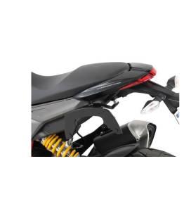 Supports sacoches Ducati Hypermotard 821 - Hepco-Becker C-Bow