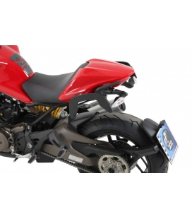 Supports sacoches Ducati Monster 1200-S 2013-2016 / Hepco-Becker