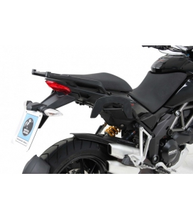 Supports sacoches Ducati Multistrada 1200/S (10-14) / Hepco-Becker C-Bow