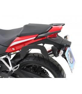 Supports sacoches Honda CBR300R 2014-2017 / Hepco-Becker 630991 00 01