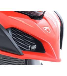 Protection radiateur d'huile Multistrada 950-1200 / RG Racing