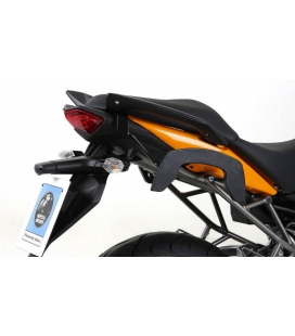 Supports sacoches Hepco-Becker Versys 650 2010-2014