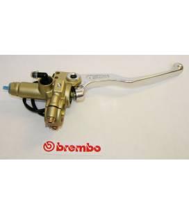 Maitre cylindre frein avant BREMBO PS16 OR réservoir séparé