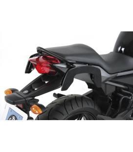 Supports sacoches Hepco-Becker Yamaha XJ6 / Diversion 2009-2013