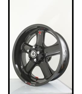 Jeu de jantes carbone Ducati Scrambler - Rotobox RBX2