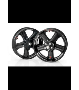 Jeu de jantes carbone Honda CBR600RR 2007- Rotobox RBX2
