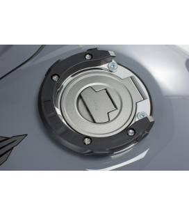 Anneau de réservoir EVO. Noir. Yamaha YZF-R1 / R3 (15-), MT-10 (16-)