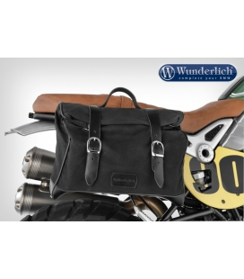 Kit sacoche BMW R Nine T - Wunderlich Retro noir