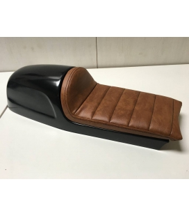 "SELLE CAFE RACER ""IMOLA"" BROWN 5 L : 69cms"