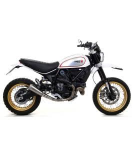 Silencieux Ducati Scrambler Desert Sled 17-19 / ARROW