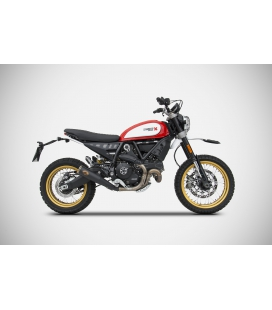 accessoires echappements scrambler ducati sport classic. Black Bedroom Furniture Sets. Home Design Ideas