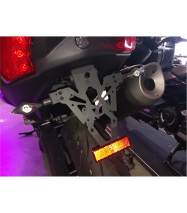 Support de plaque Yamaha T-MAX 530 - V PARTS