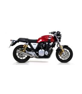 Silencieux Honda CB1100 EX-RS 17-20 / Arrow Acier